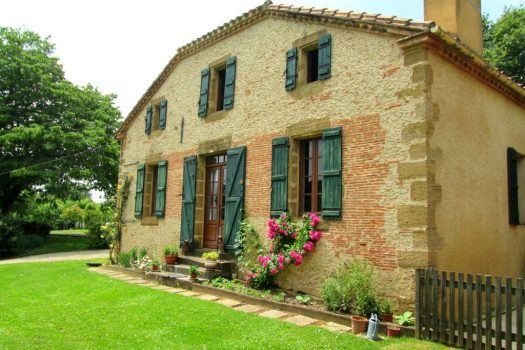 Gascony gite complex for sale