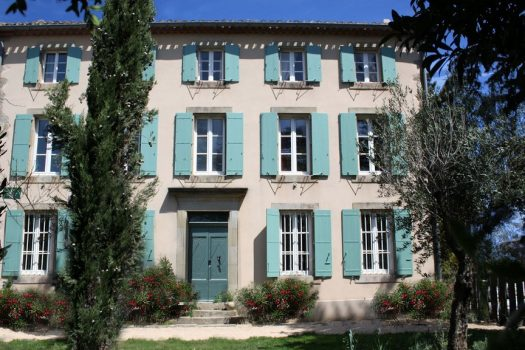 Carcassonne manor house for sale